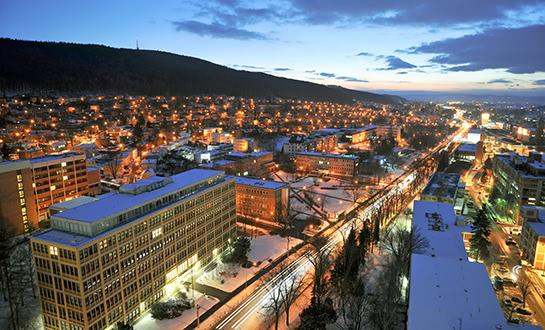 Tradiční vánoční trhy ve Zlíně